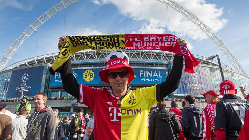 Football Champions League Double
